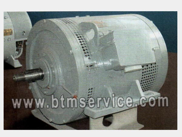 Двухмашинный агрегат типа А706А У2, А706Б У2