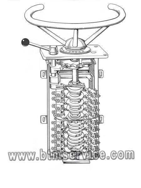 Контроллер КВ-1552 У3 (2ТХ.459.047.16, ИАКВ.643121.019-09)