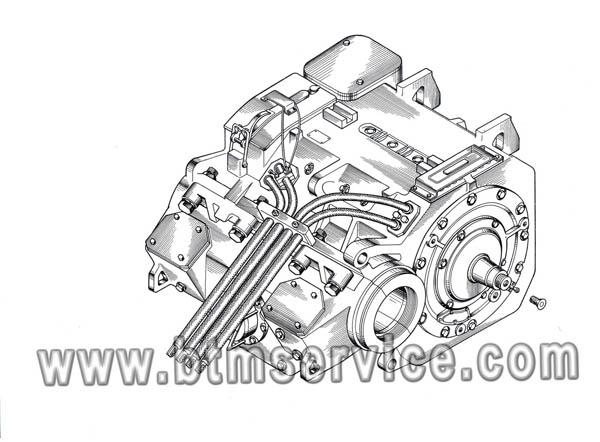 Электродвигатель ЭД-118АУ2, ЭД-118БУ1