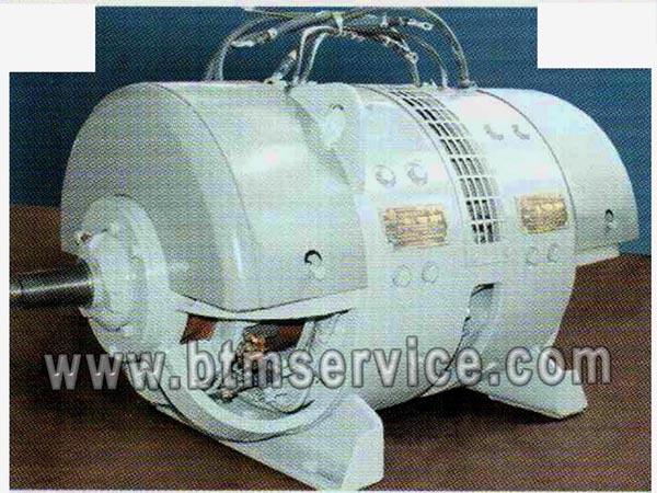 Двухмашинный агрегат МВТ25/9+МВГ25/11 У2