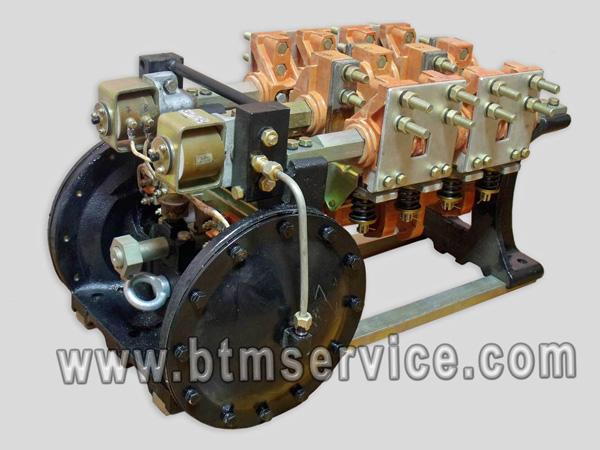 ППК-8023 У2, Переключатель электропневматический (2ТХ.643.000.38, ИАКВ.642734.001-38)