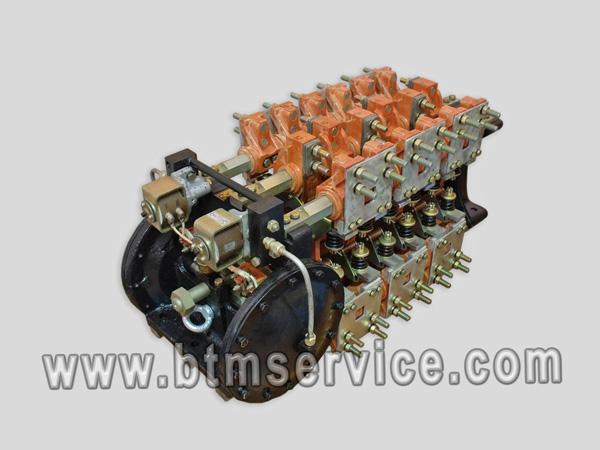 ППК-8063 У2, Переключатель электропневматический (2ТХ.643.000-14, ИАКВ.642734.001-14)