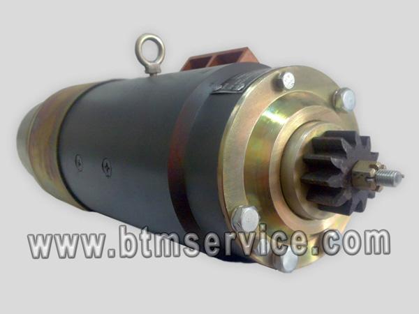 Электростартер типа ПС-У2